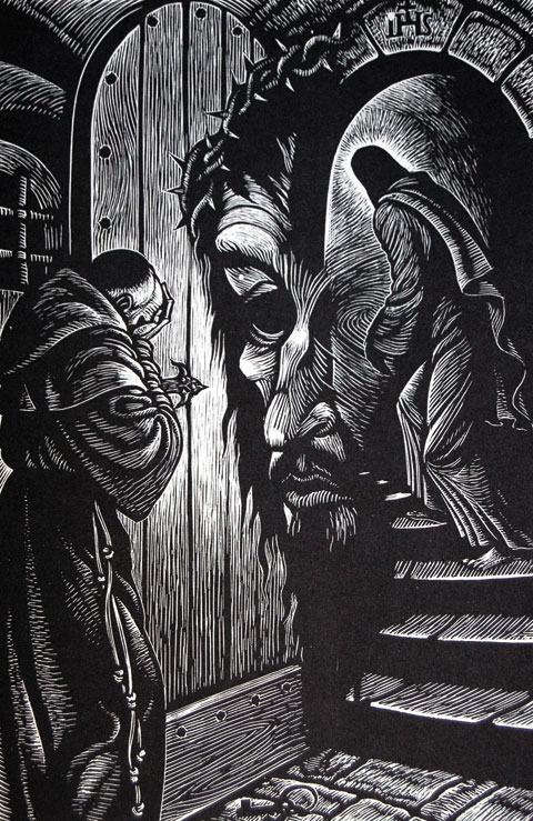 8 Grand inquisitor Fritz Eichenberg